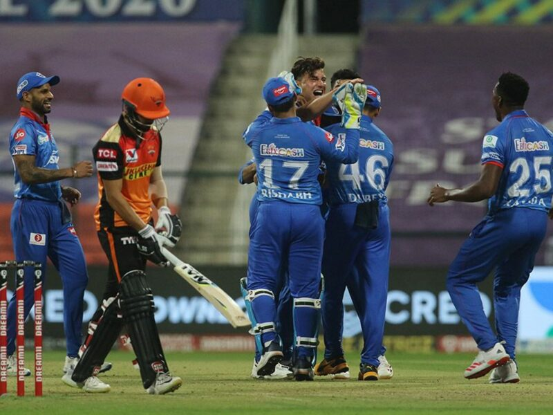 DC vs SRH : STATS : मैच में बने 9 रिकॉर्ड, दिल्ली कैपिटल्स ने आईपीएल में पहली बार किया ये करनामा 13