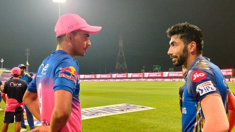 भारतीय टीम के तेज गेंदबाज जसप्रीत बुमराह ने कार्तिक त्यागी को सिखाई गेंदबाजी, देखें फोटोज 5