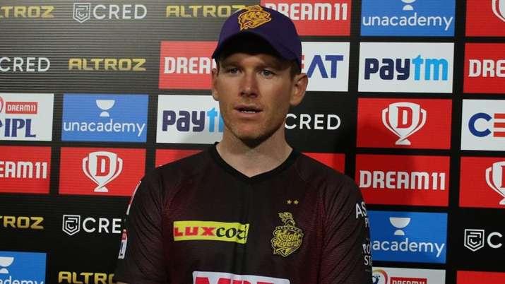 RRvsKKR: राजस्थान के खिलाफ इयोन मॉर्गन ने कमिंस को नहीं बल्कि इस खिलाड़ी को बड़ी जीत का श्रेय 7