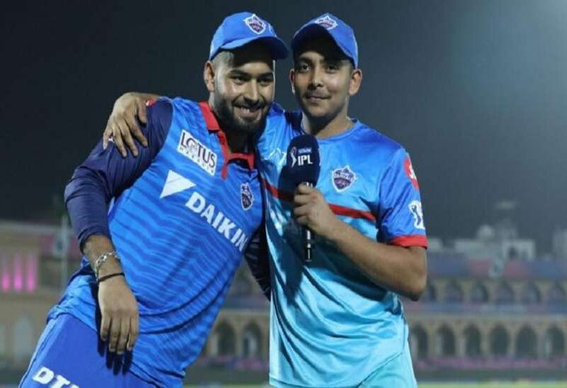IPL 2020: सुनील गावस्कर ने ऋषभ पंत और पृथ्वी शॉ को सुनाई खरी-खोटी, साथ ही दे डाली बड़ी सलाह 8