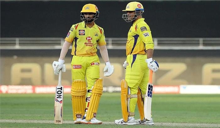 चेन्नई के युवा बल्लेबाज ऋतुराज गायकवाड़ ने धोनी के 'स्पार्क' वाले बयान पर अब कह डाली ये बात 1