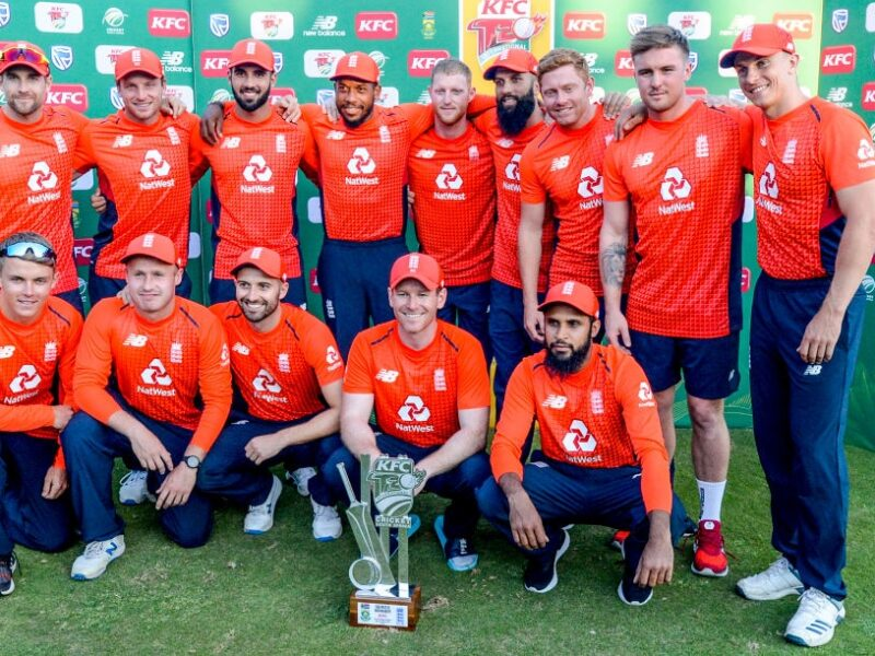 SAvsENG: इंग्लैंड ने दक्षिण अफ्रीका की टीम का टी20 सीरीज में किया क्लीन स्वीप, जाने तीसरे मैच का हाल 12