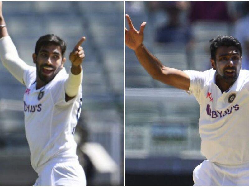 आईसीसी के ताजा टेस्ट रैंकिंग में बुमराह और अश्विन ने लगाई लंबी छलांग, देखें टॉप-10 गेंदबाजों की सूची 11