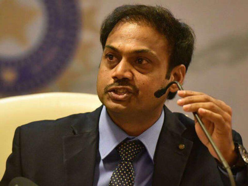 पूर्व चयनकर्ता एमएसके प्रसाद ने कहा बॉर्डर-गावस्कर ट्रॉफ़ी के बचे 3 टेस्ट में इस खिलाड़ी को खिलाए भारत 12