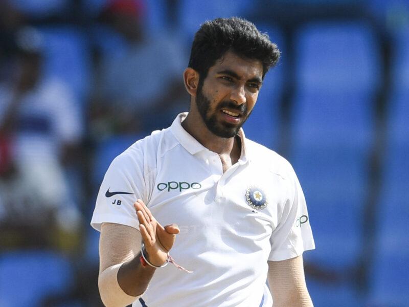भारतीय टीम के जसप्रीत बुमराह