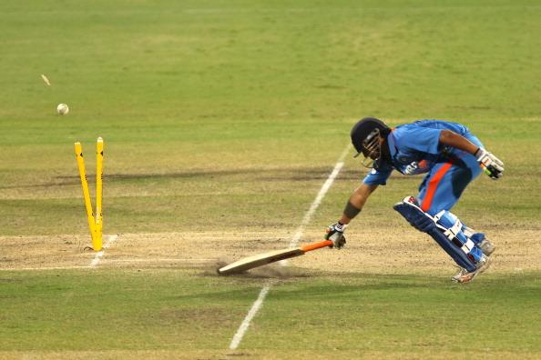 वनडे क्रिकेट में ये 5 भारतीय बल्लेबाज हुए हैं सबसे ज्यादा बार रन आउट 9