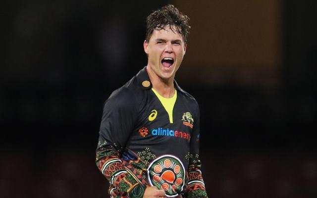 AUSvsIND: मैन ऑफ द मैच मिचेल स्वैपसन ने बताया क्या थी बल्लेबाजों के खिलाफ उनकी रणनीति 10
