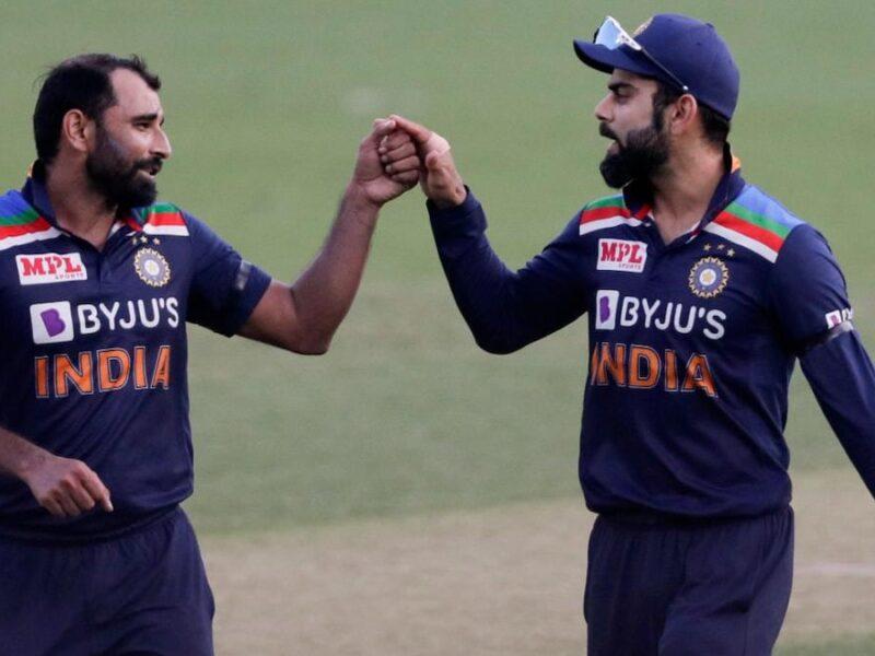 ऑस्ट्रेलिया के खिलाफ आखिरी वनडे मैच में मोहम्मद शमी के पास होगा इतिहास रचने का मौका 5