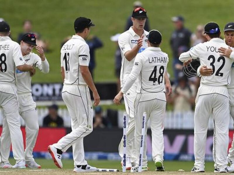 NZvsWI: दूसरे टेस्ट मैच के दूसरे दिन मजबूत स्थिति में पहुंची न्यूजीलैंड, बड़ी बढ़त की तरफ बढ़ी टीम 1