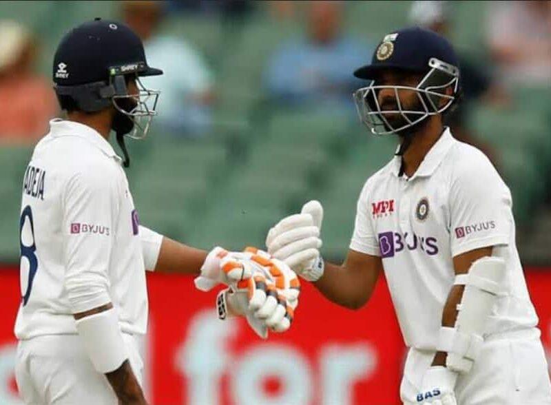 WATCH : रन आउट कराने वाले जडेजा के साथ अजिंक्य रहाणे ने किया कुछ ऐसा, जीत लिया क्रिकेट प्रेमियों का दिल 10