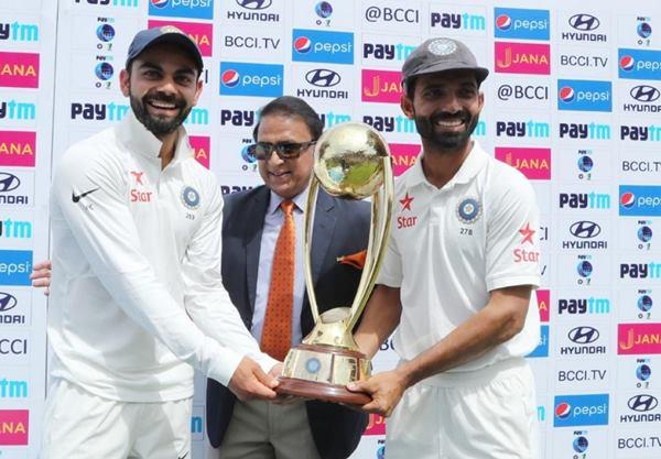 इस तरह एक बार फिर भारत की टीम टेस्ट रैंकिंग में बन सकती नंबर-1 6