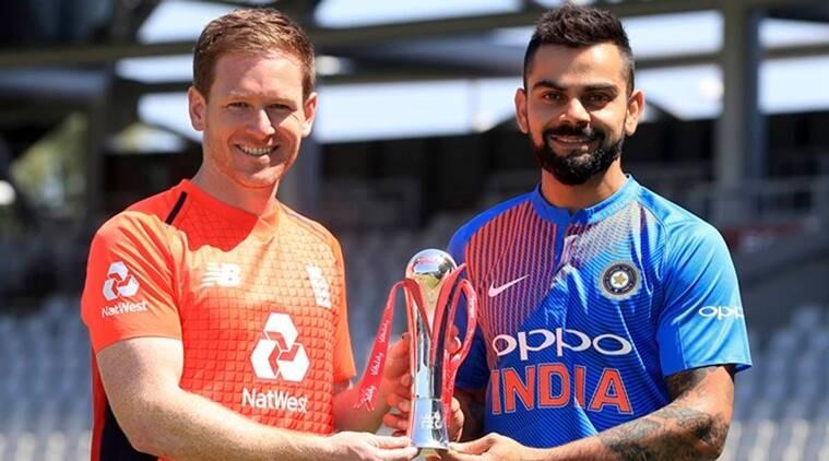 England vs India 2020