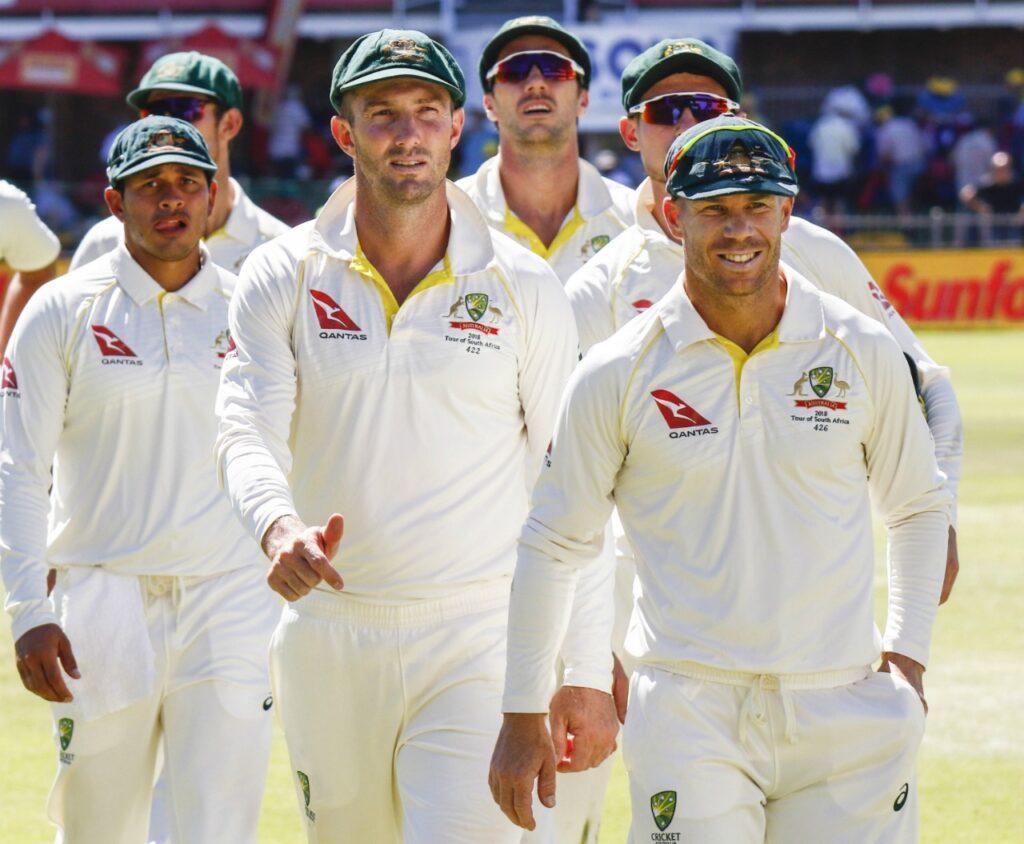 australia test players 2020