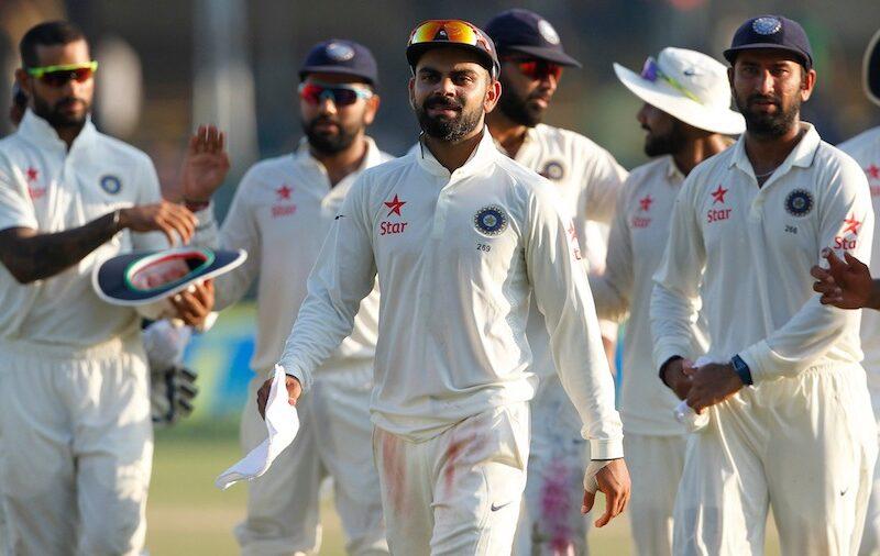 Team India test team