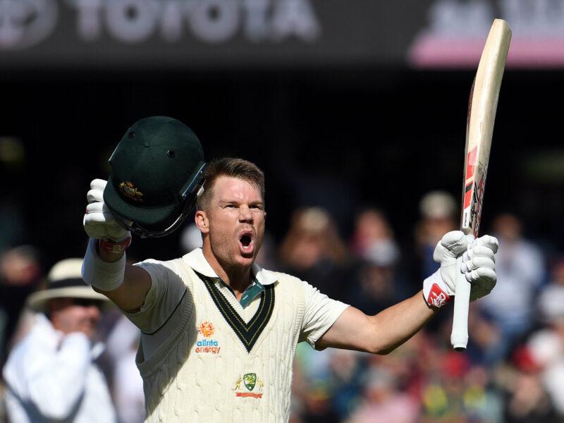 AUS vs IND : डेविड वॉर्नर इंजरी से उबरे, इस टेस्ट मैच से खेलते हुए आएंगे नजर 14