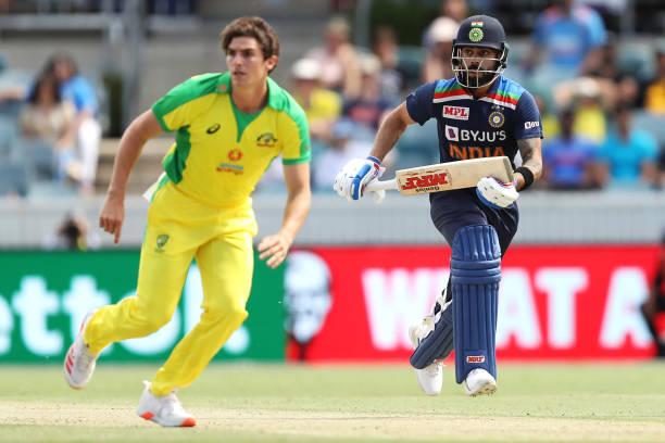 AUSvsIND: विराट कोहली ने आखिरी वनडे मैच में रच दिया इतिहास, सचिन तेंदुलकर को छोड़ा पीछे 2
