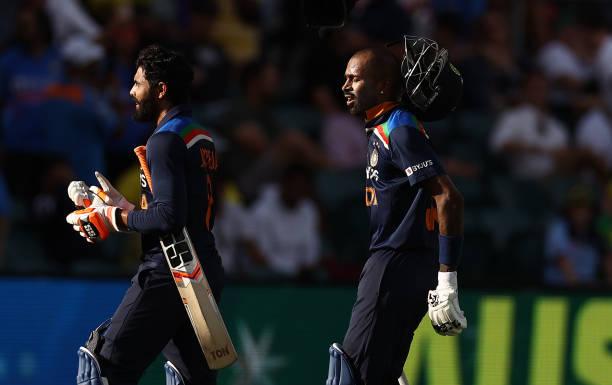 AUSvsIND: तीसरे वनडे मैच में हार्दिक पंड्या से हुई साझेदारी को लेकर रवीन्द्र जडेजा का आया बड़ा बयान 9