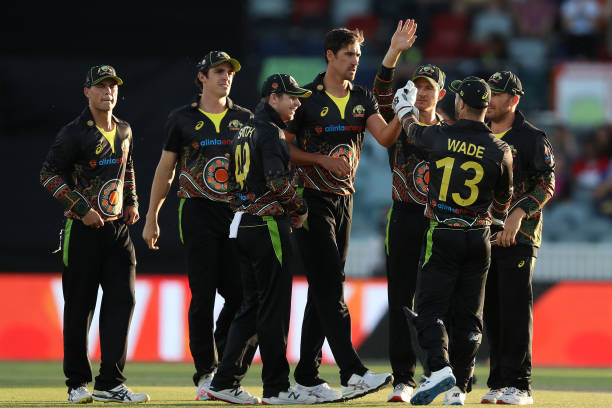 AUSvsIND: ऑस्ट्रेलिया की टीम को लगा एक और झटका, ये दिग्गज खिलाड़ी टी20 सीरीज से बाहर 3