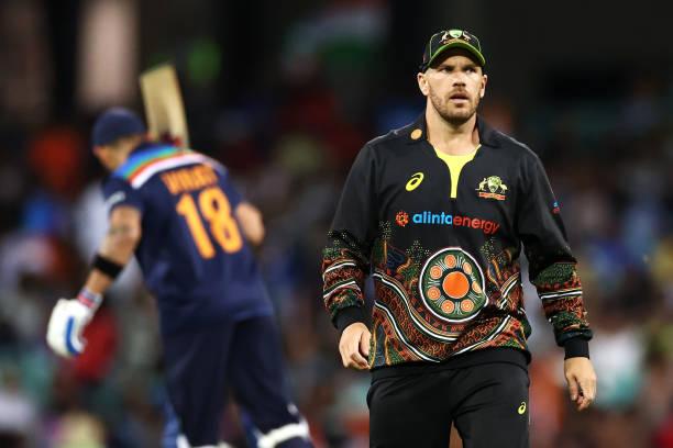 AUSvsIND: तीसरा टी20 मैच जीत का आरोन फिंच ने वेड या मैक्सवेल नहीं, बल्कि इस खिलाड़ी को दिया श्रेय 12
