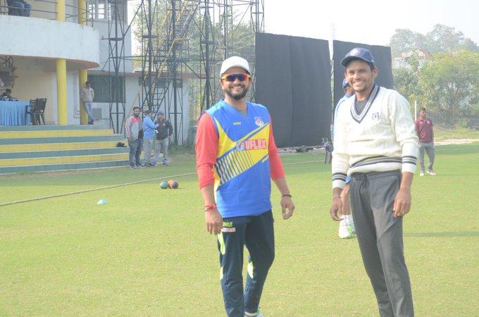 IPL 2021 खेलने को तैयार हैं सुरेश रैना, शुरू किया अभ्यास, देखें तस्वीरें 4
