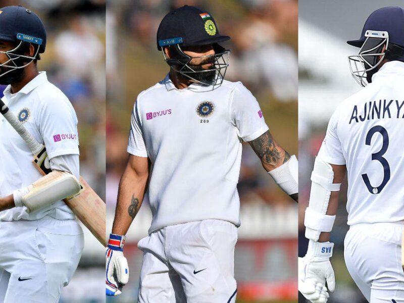 टेस्ट सीरीज से पहले भारतीय टीम को मिली 2 बड़ी खुशखबरी, फॉर्म में आये 2 दिग्गज खिलाड़ी 4