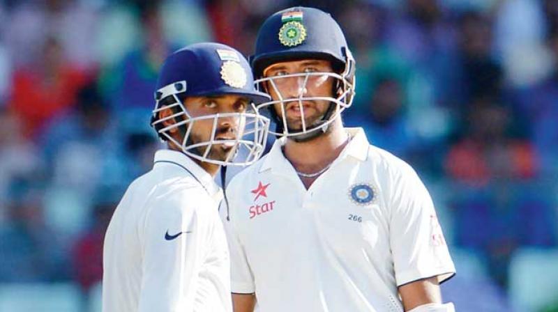 ट्विटर प्रतिक्रिया : संजय मांजरेकर सहित क्रिकेट फैंस ने की अजिंक्य रहाणे को बाहर करने की मांग 10