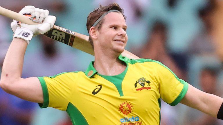AUSvsIND: मैन ऑफ़ द सीरीज स्टीव स्मिथ ने बताया क्या रही बल्लेबाजी के दौरान उनकी रणनीति 1