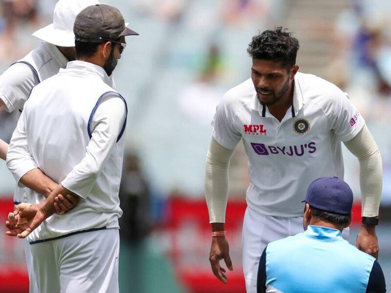 REPORTS : तीसरे टेस्ट में उमेश यादव की जगह टी नटराजन नहीं, बल्कि इस खिलाड़ी को मिलेगा मौका 15