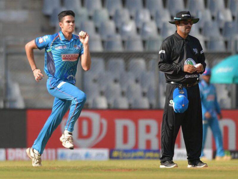 अर्जुन तेंदुलकर ने मुंबई की सीनियर टीम में किया डेब्यू, जानिए कैसा रहा उनका प्रदर्शन 6