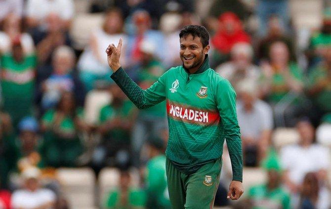 शाकिब अल हसन ने बनाया विश्व रिकॉर्ड, बने ऐसा करने वाले दुनिया के इकलौते क्रिकेटर 1