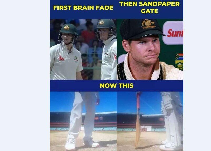 स्टीव स्मिथ की शर्मनाक हरकत पर भड़के भारतीय फैंस, अंतरराष्ट्रीय क्रिकेट से बैन करने की उठाई मांग 5