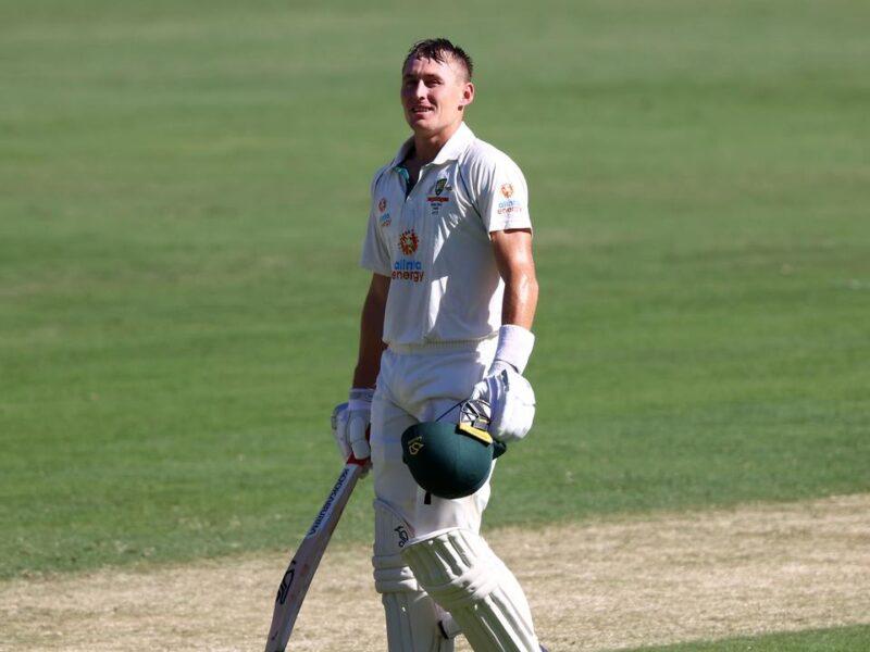 AUSvsIND- ब्रिस्बेन टेस्ट मैच में शतकीय पारी खेलने के बाद भी इस बात से निराश हैं मार्नस लाबुशाने 4