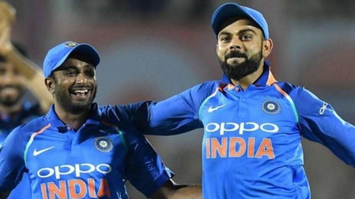 3 खिलाड़ी जिनके करियर के साथ विराट कोहली ने किया खिलवाड़, अब खत्म हो चूका अंतरराष्ट्रीय करियर 1
