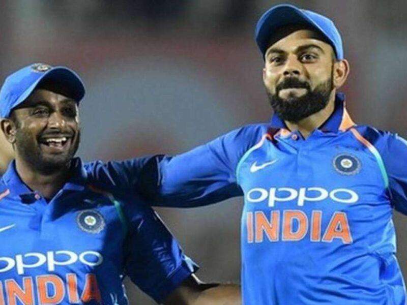 3 खिलाड़ी जिनके करियर के साथ विराट कोहली ने किया खिलवाड़, अब खत्म हो चूका अंतरराष्ट्रीय करियर 12