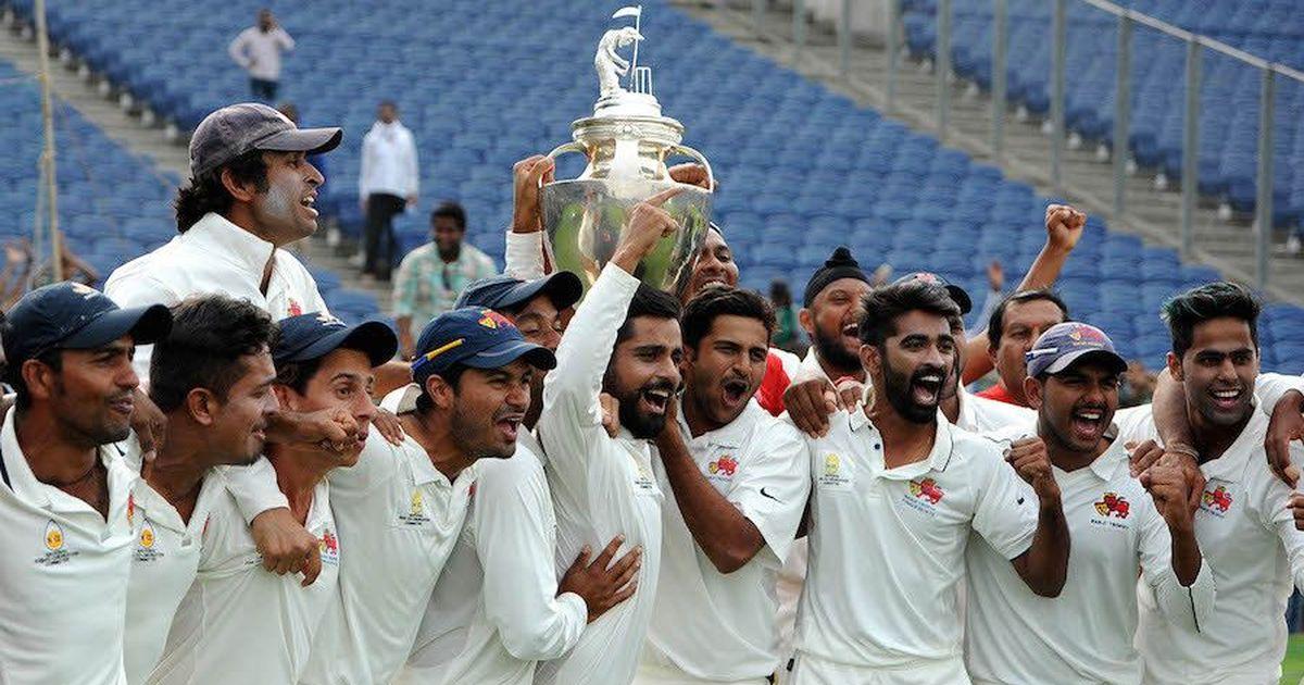 भारतीय घरेलू क्रिकेट