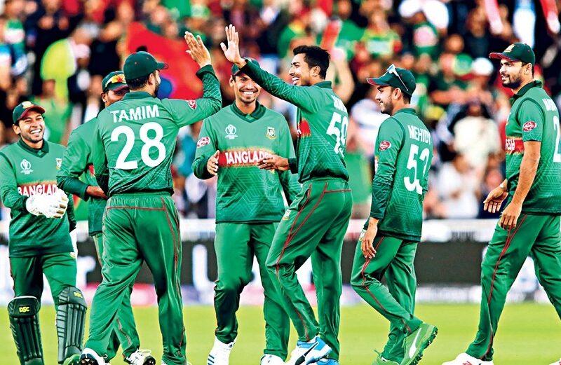 इंग्लैंड और पाकिस्तान को पीछे छोड़ बांग्लादेश ने CWC सुपर लीग में नंबर 2 पर बनाई जगह 10