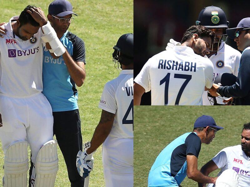 सिडनी टेस्ट में चोटिल होने वाले इन 4 खिलाड़ियों का ब्रिसबेन टेस्ट में खेलना मुश्किल 13