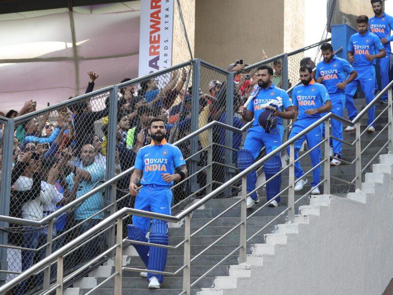 5 भारतीय क्रिकेटर जो बीसीसीआई के अगले कॉन्ट्रैक्ट में पायेंगे विराट-रोहित के बराबर सैलरी 5