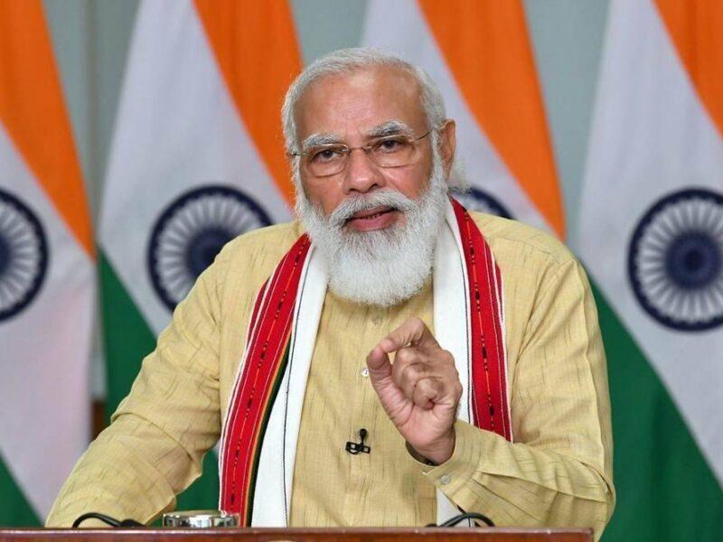 INDvsENG: दूसरे मैच में दिखा प्रधानमंत्री मोदी की क्रिकेट के प्रति दीवानगी का नज़ारा 8