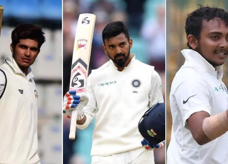 मयंक, राहुल, रोहित, गिल में से ये 2 खिलाड़ी इंग्लैड के खिलाफ टेस्ट सीरीज में करेंगे ओपनिंग 8