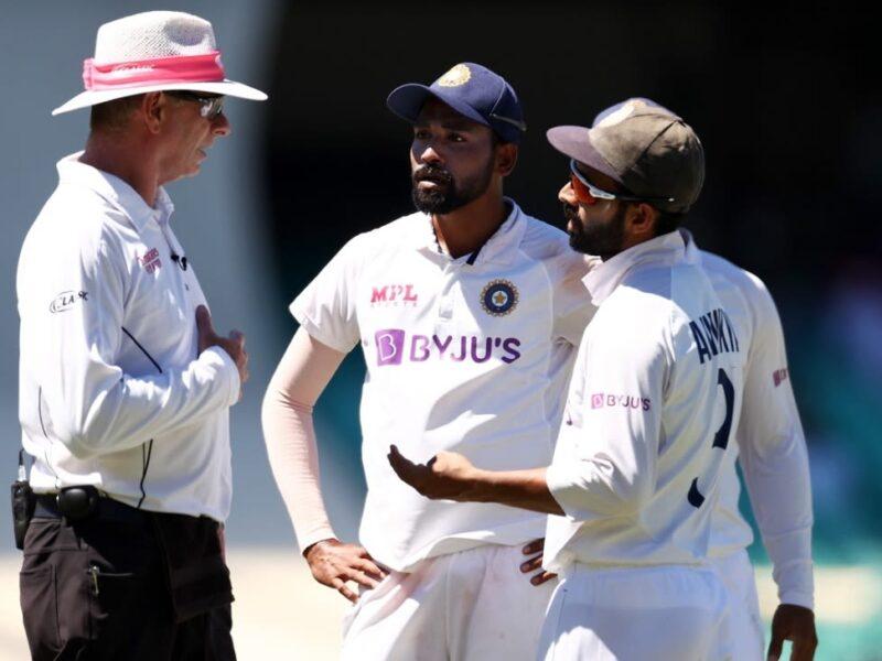 मोहम्मद सिराज का खुलासा, अंपायर ने कहा मैच नहीं खेलना चाहता भारत, तो छोड़ दो मैदान 3