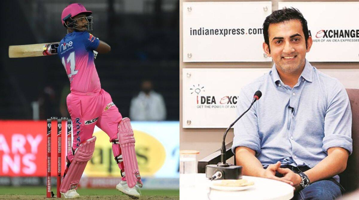 गौतम गंभीर, संजू सैमसन नहीं इस खिलाड़ी को देखना चाहते हैं राजस्थान रॉयल्स का कप्तान 1