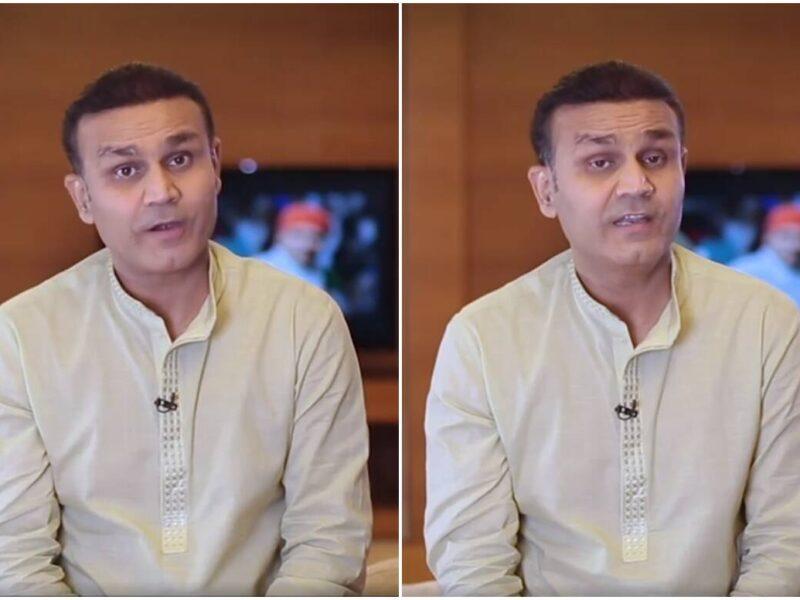 वीरेंद्र सहवाग ने इंस्टाग्राम पर शेयर किया मजेदार वीडियो, बीवी ने लाठी उठाकर दौड़ाया 6