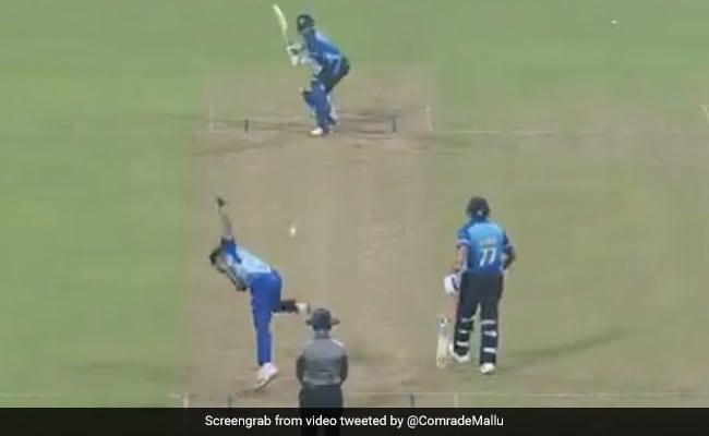 कोहली ने एक मैच में मौका देकर कर दिया था बाहर, अब सैयद मुश्ताक में हैट्रिक लेकर मचाया धमाल 1