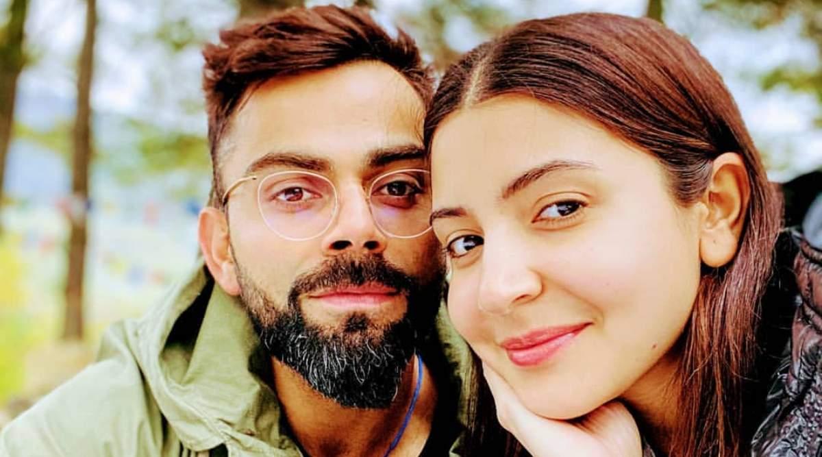 सोशल मीडिया पर वायरल हुई विराट कोहली की बेटी की पहली तस्वीर, फ़ैंस ने किया खुशी का इज़हार 3