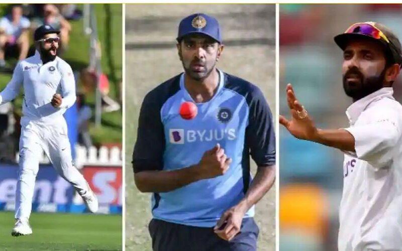 2 गेंद खराब होने पर विराट कोहली गुस्सा करते दिखते, लेकिन रहाणे के साथ ऐसा नहीं : रविचंद्रन अश्विन 13