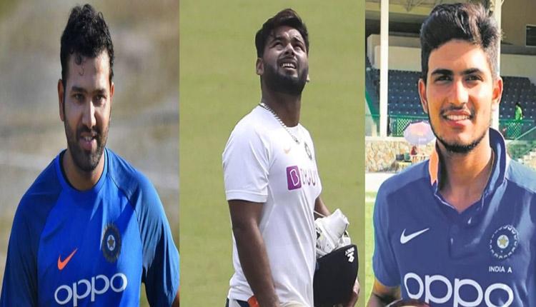 AUS vs IND: इस शर्त पर रोहित शर्मा, गिल और पंत को मिला अभ्यास करने का मौका 12