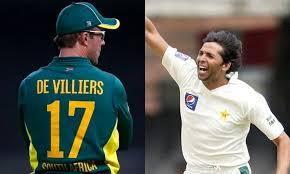 शोएब अख्तर का दावा, इस पाकिस्तानी गेंदबाज के सामने रोने लगते थे एबी डिविलियर्स 1