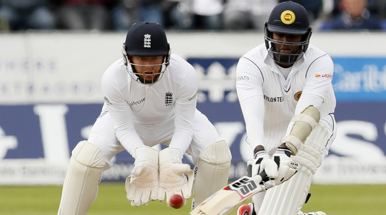 इंग्लैंड बनाम श्रीलंका