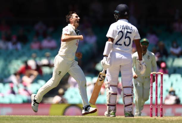 सिडनी में बॉडीलाइन गेंदबाजी करते नजर आए ऑस्ट्रेलियाई गेंदबाज, क्या चोटिल करने का बना रहे प्लान? 5
